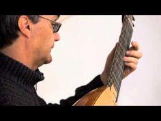 Johann Sebastian Bach: Fuge BWV 1000 / Andreas Martin, Lute - YouTube