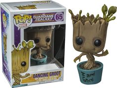 Marvel - MCU - Guardians of the Galaxy Vol. 2 - Baby Groot in Pot - on my wishlist