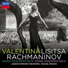 Rachmaninov - Piano Concertos 3 & 4 - Valentina Lisitsa [2013]