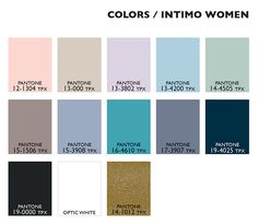 Lenzing Color Trends Spring/Summer 2015 - Color Usage Womenswear | Posted By Senay GOKCEN, Editor-in-Chief | Fashion Trendsetter