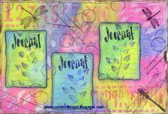 Art Journal Clubdag b 4-1-14