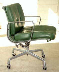 Deco Bureau Moderne Eames Coussins De Chaise Herman Miller Design
