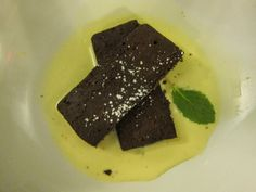 Flourless Chocolate Cake at Kitchen on Common in Belmont, Mass. | The Economical Eater #glutenfree