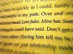 Most heartbreaking line from the Vampire Academy books