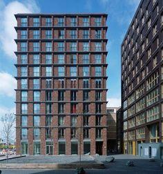 De Loodsen - Wingender Hovenier Architecten