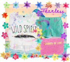 """""""Wild Spirit"""" by berrycherries ❤ liked on Polyvore"""