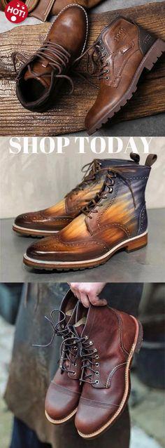 380 mejores imágenes de chippewa boots en 2020   Zapatos