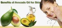 Benefits of Avocado Oil for Skin ~ Alternative Health health,  #avocado -  #alternative