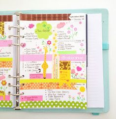 A blog about Filofax, Kikki-K, Planner,Stationery,Organisation, Jetpens, ETSY, Washi Tape