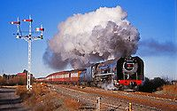 Online railroad photo database, featuring thousands of high-quality photographs of trains, railroads, railroad scenes, and more. South African Railways, Old Steam Train, Old Trains, Train Engines, Steam Engine, Steam Locomotive, Train Tracks, Model Trains, Train