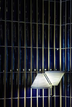 Northern lights: Floor Light A810 by Alvar Aalto-