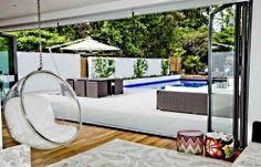 moveis para area externa piscina - Pesquisa Google