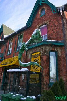 Cabbage Town - Sage Real Estate Ltd. Downtown Toronto, Semi Detached, 19th Century, Facade, The Neighbourhood, Brick, Real Estate, Cottage, Explore
