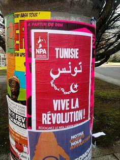 Pourquoi la révolution tunisienne de 2011 a-t-elle été perçue en France comme une réédition de 1789 ? Pourquoi les révolutionnaires tunisiens se sont-ils reconnus dans un