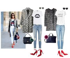 Get this Brazilian blogger and entrepreneur's chic street style look.