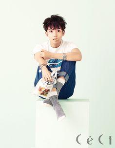 Ryeo Wook - Ceci Magazine June Issue '14