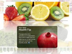 Tip For Health by xforhealth via authorSTREAM