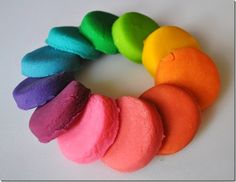 DIY play doh
