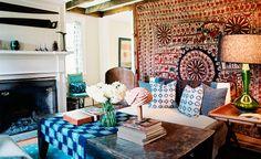 Rebecca Minkoff Home Decor Ideas - Modern Boho Home Decor And Accessories - Redbook