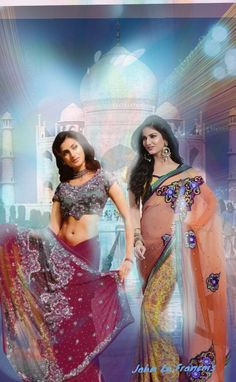 Women of the World - India - John Le Francois @Bazaart