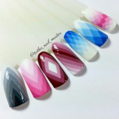Nail kitchen Source by Diy Nails, Cute Nails, Pretty Nails, Gel Nail Art, Nail Polish, Geometric Nail Art, Dream Nails, Manicure E Pedicure, Gel Nail Designs