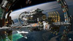 """Galileo Station"""