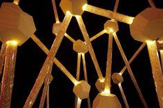 guilherme torres mangue groove for swarovski at design miami - designboom | architecture & design magazine