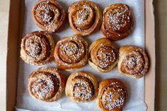 Swedish Cinnamon Rolls (Kanelbullar) Recipe
