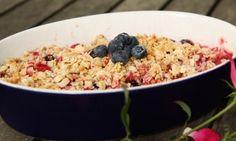 Home-grown blueberries #top8free #glutenfree #dairyfree #recipe