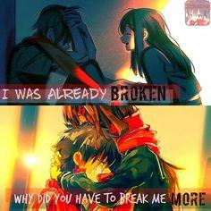 Anime and Manga Fandom Lyric Quotes, True Quotes, Angst Quotes, Mood Quotes, Sad Anime Quotes, Depression Quotes, Depression Kills, Dark Quotes, True Feelings