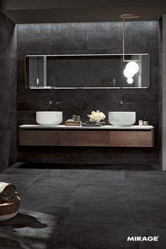 "Haiku: the ""cottocemento"" collection for decorating any room. [Bedroom HM 01 NAT 600x600 - Bathroom HM 06 NAT 600x600] #mirage #miragetile #porcelaintiles #porcelainstoneware #flooring #covering #concretetiles #concretelook #bathroomideas #bathroomdesign #projectdesign #interiordesign #projectinspiration #architecturedesign #architecture #designinspiration #interiorstyle #tiledesign #tileproject #tileinspiration"