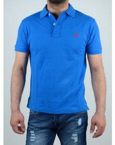 Ανδρικά Ρούχα Polo Shirts, Polo Ralph Lauren, Summer, Mens Tops, Blue, Fashion, Moda, Summer Time, Fashion Styles