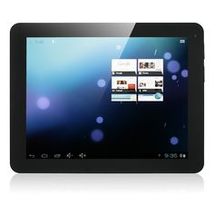 OEM Window(YuanDao) N90 Dual Core Tablet PC RK3066 9.7 Inch Andr