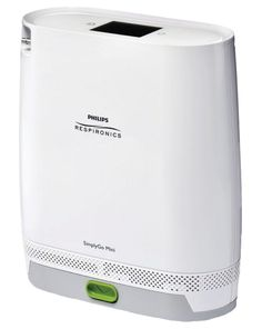 One of the smallest, and lightest portable oxygen concentrator available from Philips Respironics. It is designed and rigorously tested to be reliable and durable in real-world environments, undergoing the same testing regimen as its counterpart, the proven SimplyGo portable oxygen concentrators.