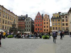 Estocolmo, Suiza