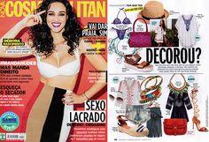 Birô na Revista Cosmopolitan de Janeiro 2016