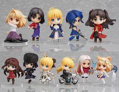 Nendoroid Petite: TYPE-MOON Collection Box