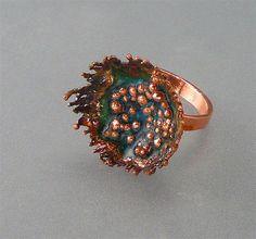 Electroformed Copper & Enamel                                                                                                                                                      More