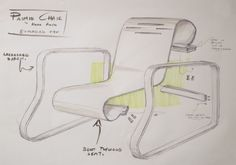"""Alvar Aalto's """"Paimio"""" chair was designed for the comfort of TB patients in 1932, later becoming a design classic from Finland."""