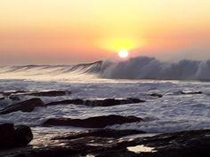 Ocean Photography, Landscape Art, Sunrise, Waterfall, Africa, Waves, Star, Outdoor, Outdoors