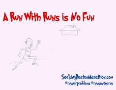 Have you ever had the runs on a run? It is not fun. Green Eggs and Ham I am. #runnerproblems #runchat