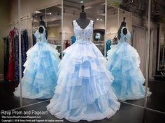 Shop the latest prom and pageant dresses. We have everything from long prom and pageant dresses, to sexy dresses, short dresses and cocktail dresses. Aqua Prom Dress, Blue Homecoming Dresses, Pageant Dresses, Quinceanera Dresses, Sexy Dresses, Blue Dresses, Beautiful Dresses, Dress Outfits, Casual Dresses