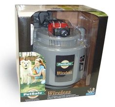PetSafe PIF-300 Instant Wireless Fence Pet Containment System