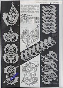 duplet 94 - Picasa Web Albums, quite ''new'' irish crochet motives, huge collection