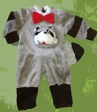 Costume Carnevale Travestimento Bambino Orsetto Lavatore Anni 23 in Busta | eBay
