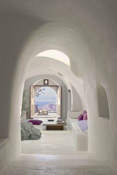 Hotel  Perivolas Oia Santorini.