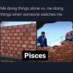Pisces Love, Pisces Quotes, Zodiac Signs Pisces, Pisces Woman, Zodiac Signs Astrology, Zodiac Memes, Zodiac Star Signs, Libra, Pisces Personality
