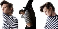 Matt Smith. <3  More just all around amazing than hot but I don't have anywhere else to pin this atm.