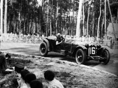 Le Mans 24heures 1931 , Alfa Romeo 8C 2300LM #16 , Drivers Lord Howe / Sir Henry Birkin , winner first place overall.