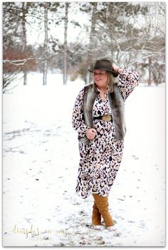 1307a1612e4 Faux Fur   Leopard Print - Ageless Fashion Gets Wild